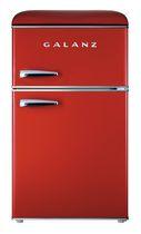 Réfrigérateur rétro Galanz de 3,1 pi