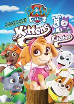 Paw Patrol: Pups Save The Kittens (Bilingual)