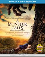 A Monster Calls (Blu-ray + DVD + Digital HD) (Bilingual)