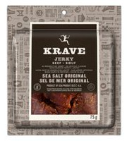 KRAVE Beef Jerky Sea Salt Original 75g