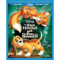 The Fox And The Hound: 30th Anniversary (2-Movie Collection) (3-Disc) (Blu-ray + 2 DVDs)