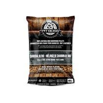 Granules de charbon de bois franc Pit Boss, tout naturel, 20 lb