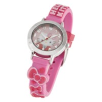 Montre analogique pour fille Hello Kitty