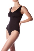 George Women's Seamless Shaping Teddy Black M