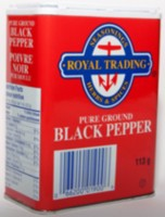 Royal Trading Pure Ground Black Pepper