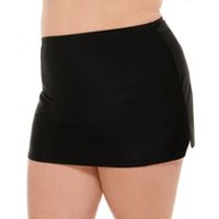 Krista Plus Swim Skirted Bottom 2X