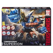 Transformers Generations Combiner Wars 7-in 1 Superion Collection Pack