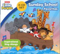 Fisher Price - Sunday School Favorites (2CD)