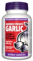 Webber Naturals® Garlic, Maximum Strength, 500 mg