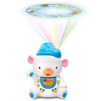 VTech Sleepy Lullabies Bear Projector™ Toy - English