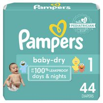 Pampers Baby Dry Jumbo Pack Size 1