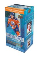 16-17 Upper Deck Series 1 Hockey Trading Cards Value Box - Bilingual