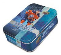 Upper Deck 16-17 Series 1 Hockey Tin Trading Cards - Bilingual