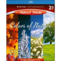 Living Landscapes: Colors Of Nature (Blu-ray)