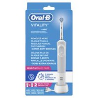 Brosse à dents électrique rechargeable Oral-B Vitality Sensitive Gum Care