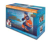 Upper Deck 2016-2017 Series 1 Hockey Exclusive Mega Box - bilingual