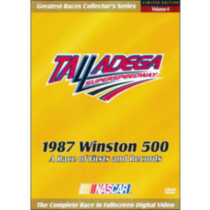 NASCAR: 1987 Winston 500 - A Race Of Firsts And Records