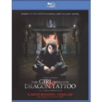 The Girl With The Dragon Tattoo (Swedish) (Blu-ray)