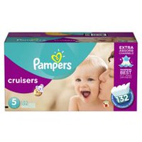 Pampers Cruisers Diapers Economy Pack Plus Size 5