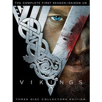 Vikings: The Complete First Season (Bilingual)