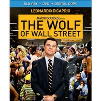 The Wolf Of Wall Street (Blu-ray + DVD + Digital HD) (Bilingual)