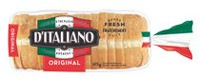 D'Italiano Original White Bread