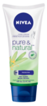 Nivea Pure & Natural Organic Argan oil Hand Cream for Dry Hands