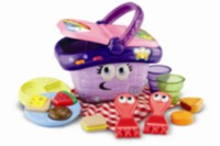 LeapFrog® Shapes and Sharing Picnic Basket Learning Toy - French Version