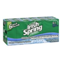 Irish Spring* Deodorant Bar Soap
