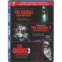 The Grudge 1, 2, And 3 (Bilingual)