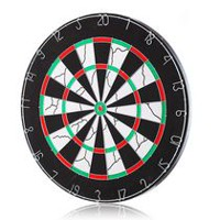 "18"" Dartboard by the Nerve Athletics"