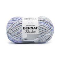 Bernat Blanket Yarn, Overcast, 10.5oz(300g), Super Bulky, Polyester