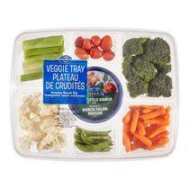 Mann's Veggie Tray