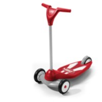 Trottinette rouge de Radio Flyer
