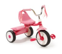 Tricycle Radio Flyer Ready to RideMC en rose