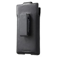 BlackBerry PRIV Leather Swivel Holster