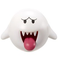 "Nintendo 2.5"" Limited Articulation Figure – Boo"