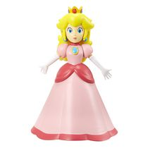 "Nintendo 2.5"" Limited Articulation Figure – Princess Peach"