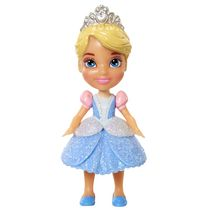 Disney Princess Mini Toddler Figurine Doll - Cinderella