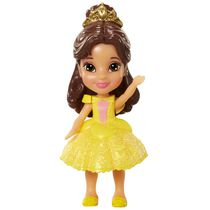 Disney Princess Mini Toddler Figurine Doll - Belle