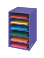 Bankers Box 6 Shelf Organizer