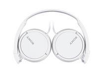 Casque d'écoute supra-auriculaire stéréo de la série ZX de Sony