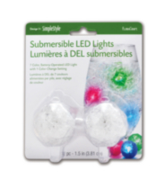 FloraCraft Submersible LED Lights