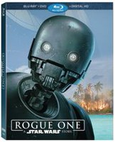 Rogue One: A Star Wars Story  (Wal-mart Exclusive) (Blu-ray + DVD + Digital HD)