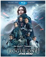 Rogue One: A Star Wars Story (Blu-ray + DVD + Digital HD) (Bilingual)