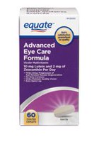 Equate Advanced Eye Care Formula Ocular Multivitamin