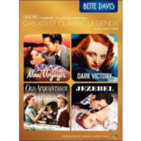 TCM Greatest Classic Legends: Bette Davis - Now, Voyager / Dark Victory / Old Acquaintance / Jezebel
