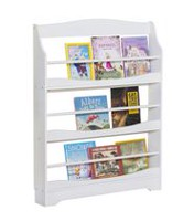 Guidecraft Expressions White Bookrack