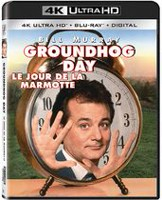 Groundhog Day (4K Ultra HD + Blu-ray + Digital HD) (Bilingual)