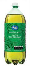 Great Value Ginger Ale